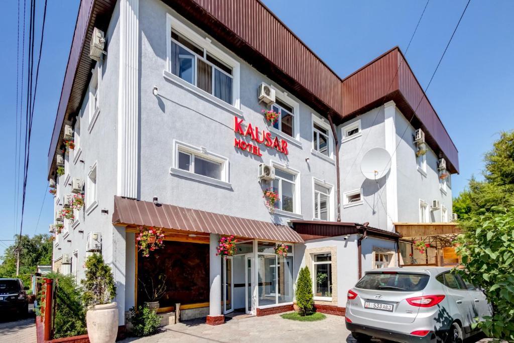 Отель Kausar, Бишкек