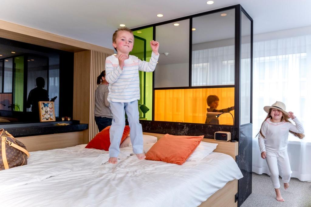 Hotel Nelson, Кнокке-Хейст, Бельгия