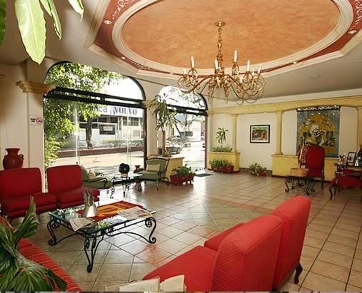 Отель Hotel Calenda, Оахака-де-Хуарес