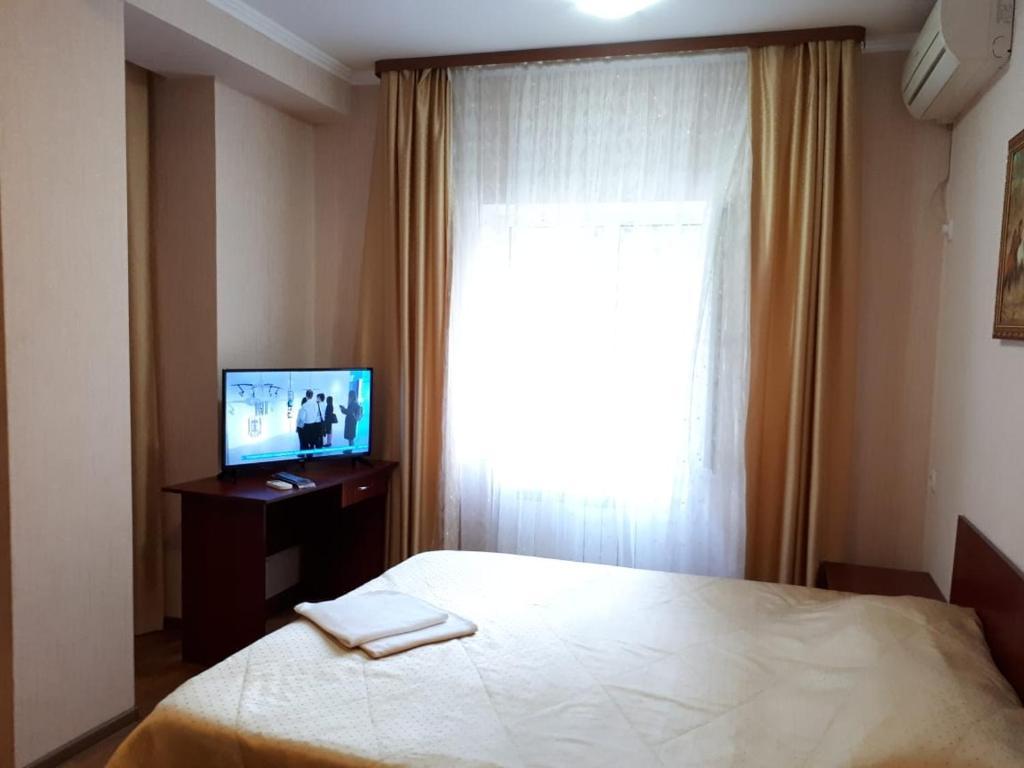 Гостиница Орхидея, Лазаревское