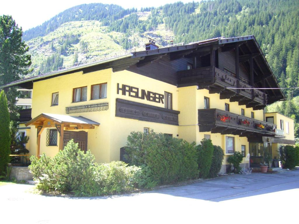 Alpenpension Haslinger, Бад-Гастайн, Австрия