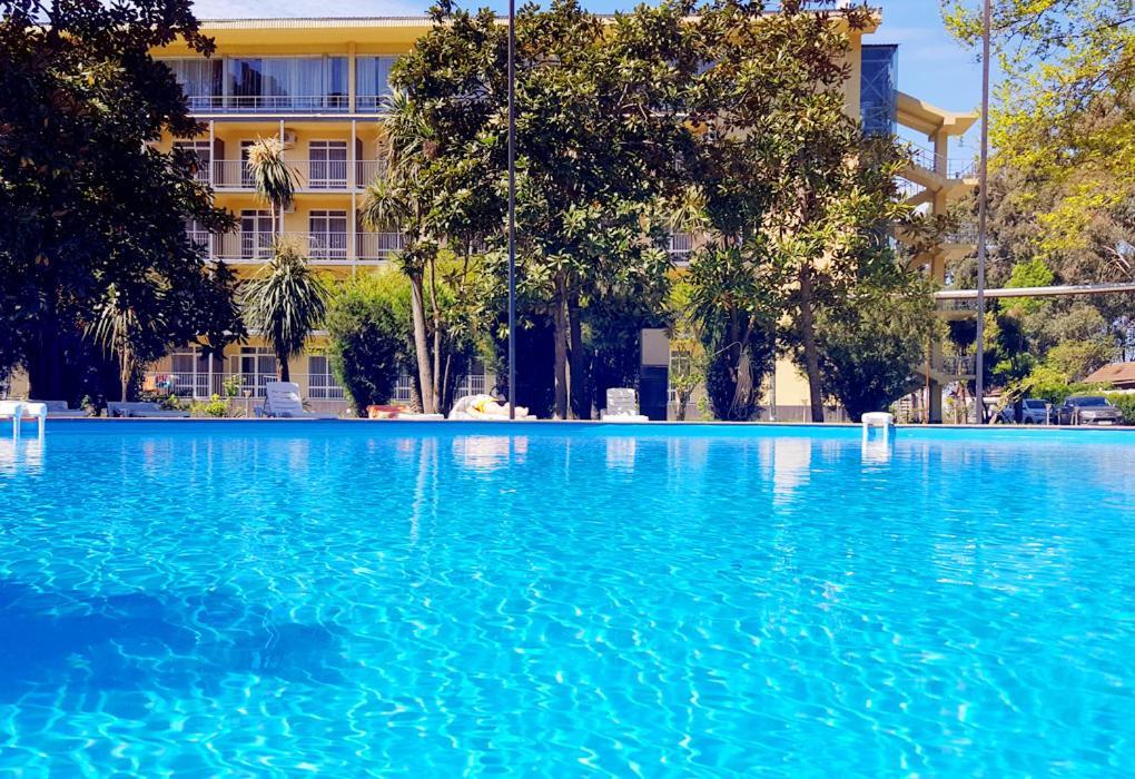 Парк-Отель Wellness Gagra, Гагра, Абхазия