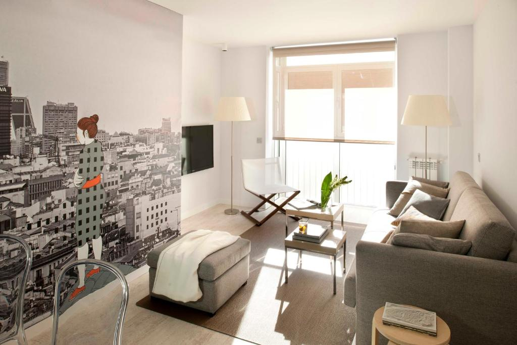 Eric Vökel Boutique Apartments - Atocha Suites, Мадрид