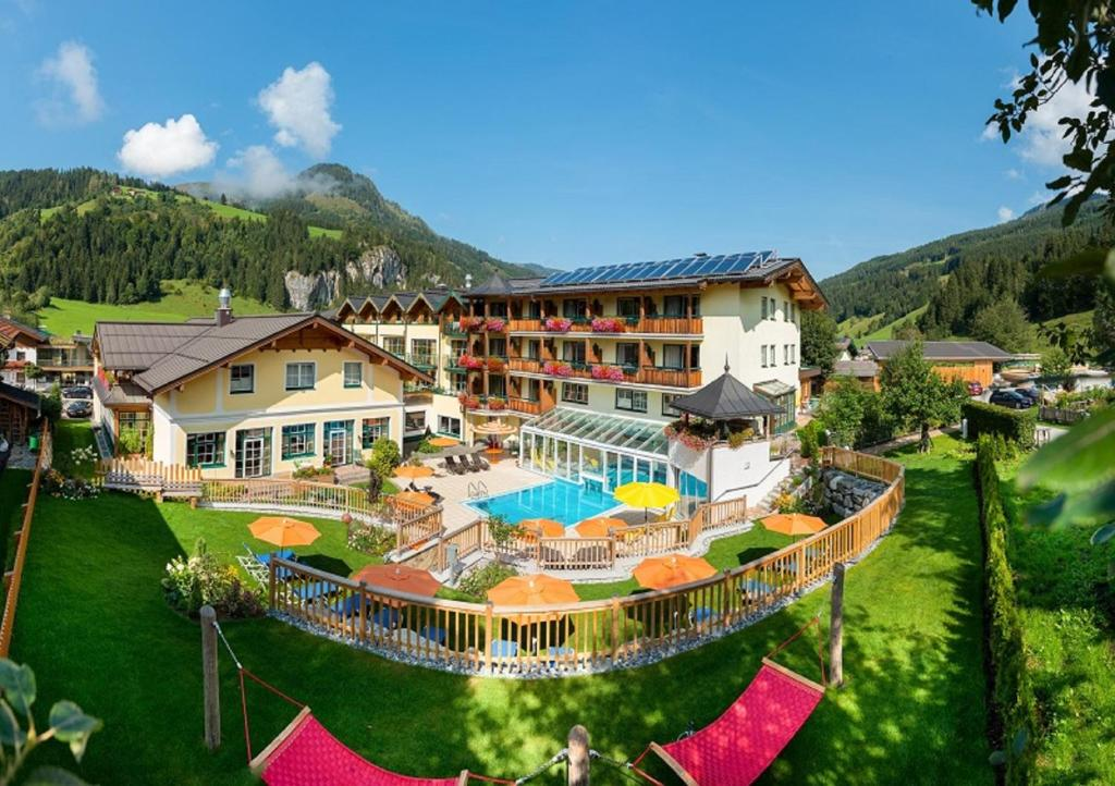 Hotel Guggenberger, Ваграйн, Австрия