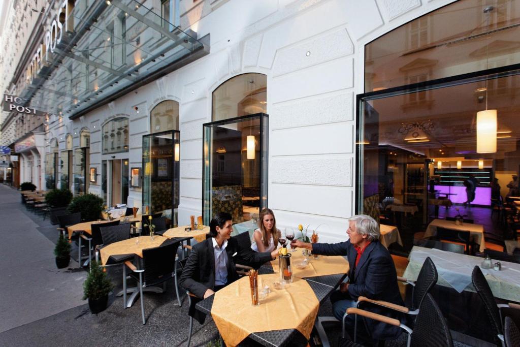Отели Вены 3 звезды с завтраком