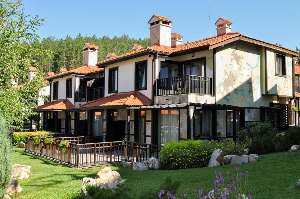 Ruskovets Resort & Thermal SPA, Банско, Болгария