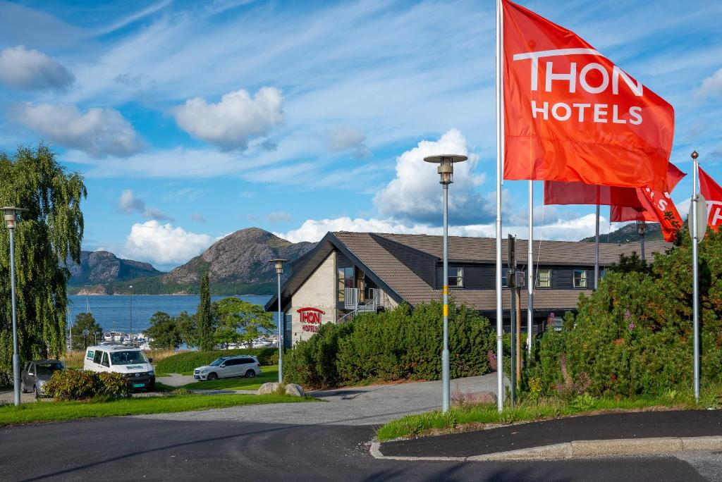 Thon Hotel Sandnes, Ставангер, Норвегия