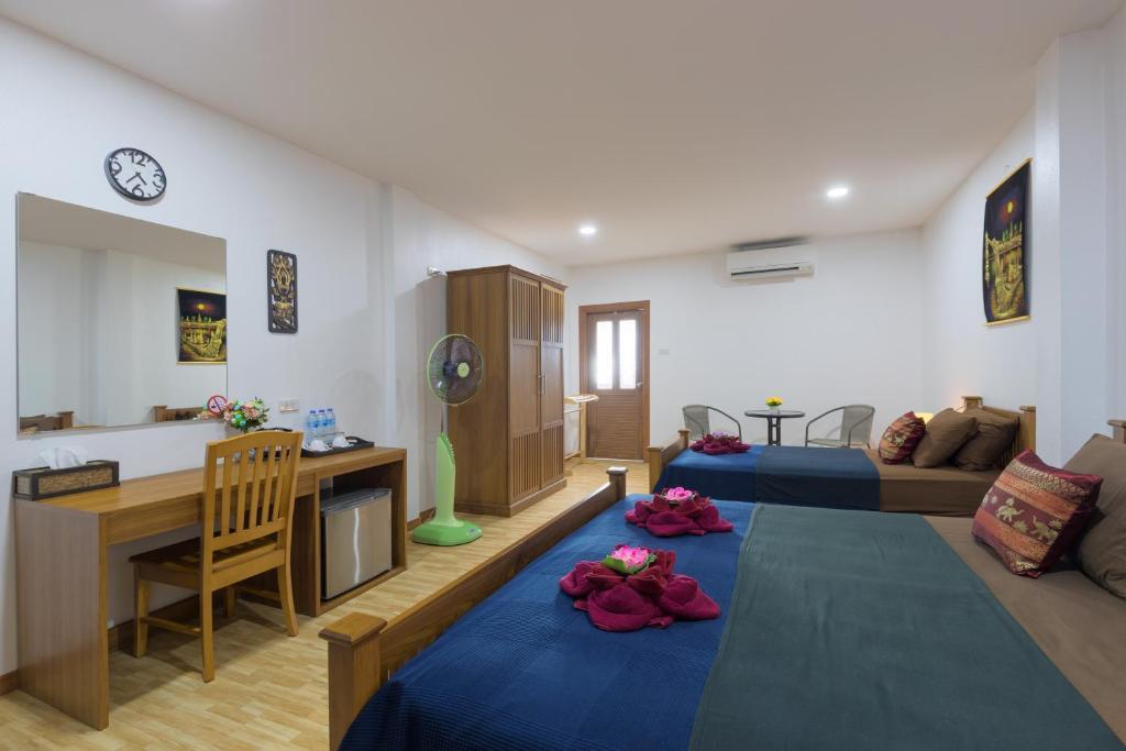 Отель Family Song Bungalow, Ко-Липе