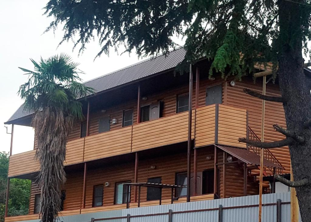 Гостевой дом На улице Правды 11а