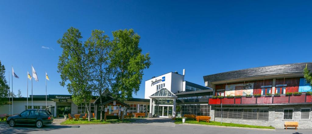 Radisson Blu Resort, Beitostølen, Бейтостолен, Норвегия