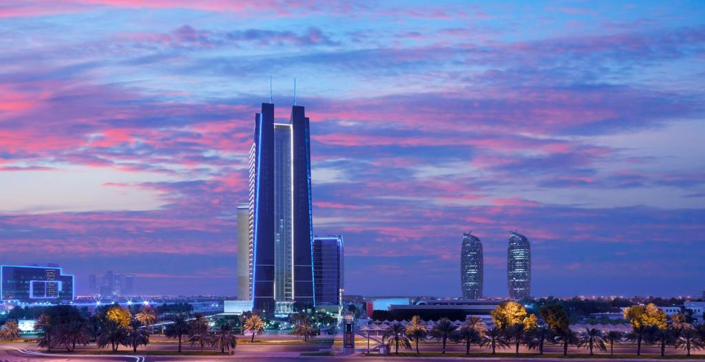Dusit Thani Abu Dhabi, Абу-Даби, ОАЭ