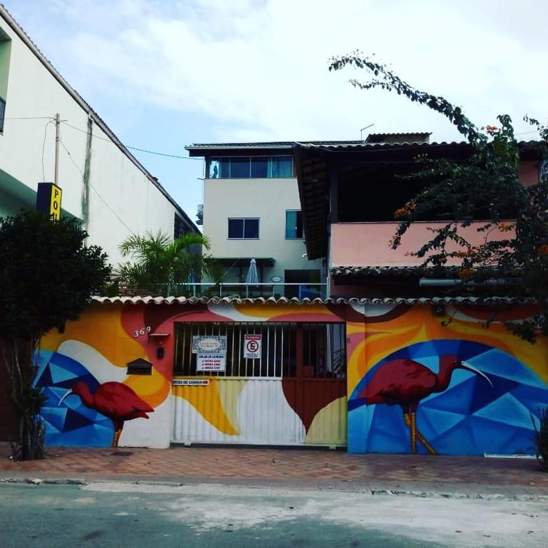 Гостевой дом Pousada Solar de Lourdes, Гуарапари
