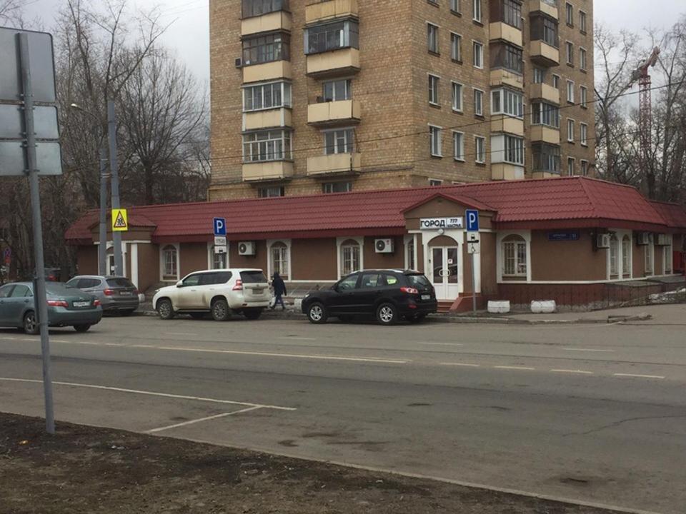 Хостел ГОРОД 777, Москва