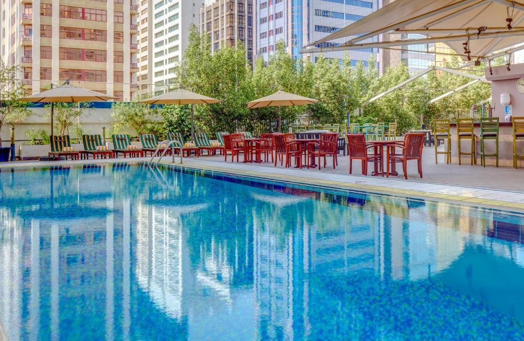Mercure Centre Hotel Abu Dhabi, Абу-Даби, ОАЭ