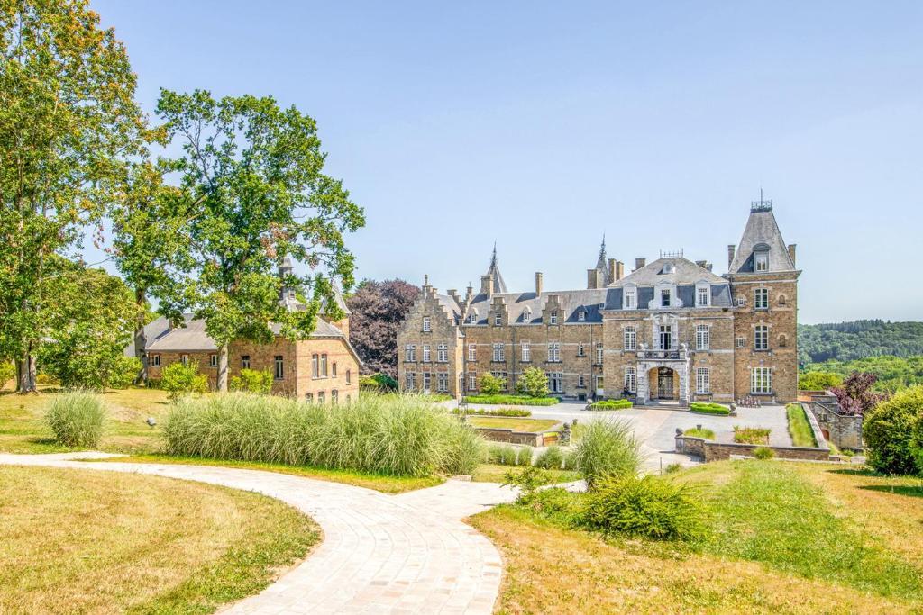 Chateau de la Poste, Намюр, Бельгия