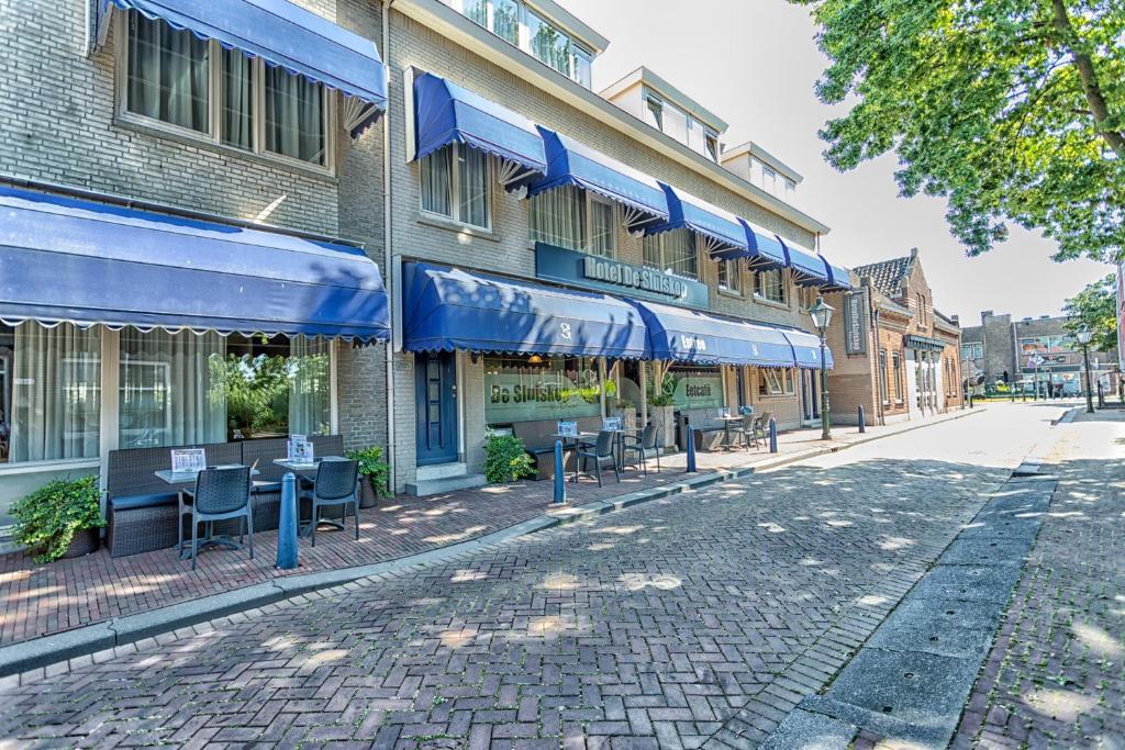 Hotel de Sluiskop, Роттердам, Нидерланды