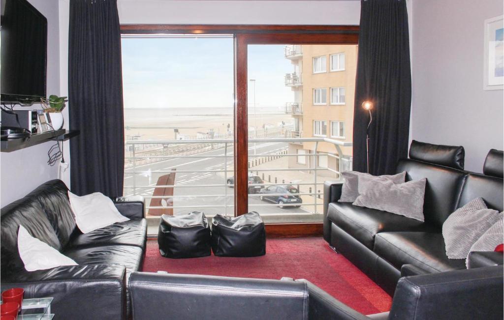 Apartment De Strandwandeling, Остенде, Бельгия