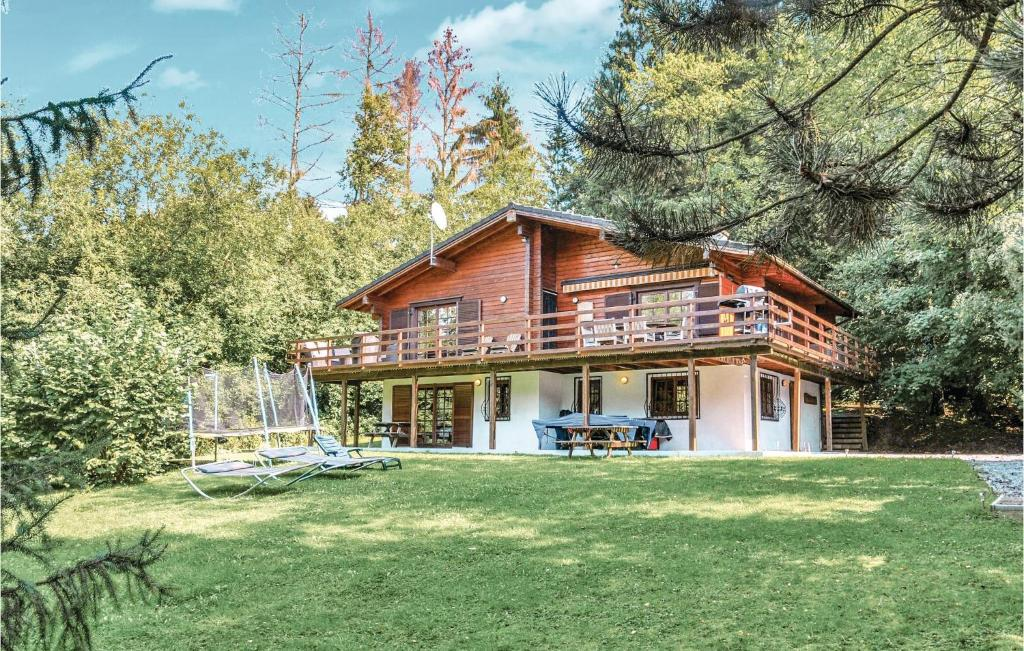 Holiday Home L´Ourson 06, Дюрбюи, Бельгия