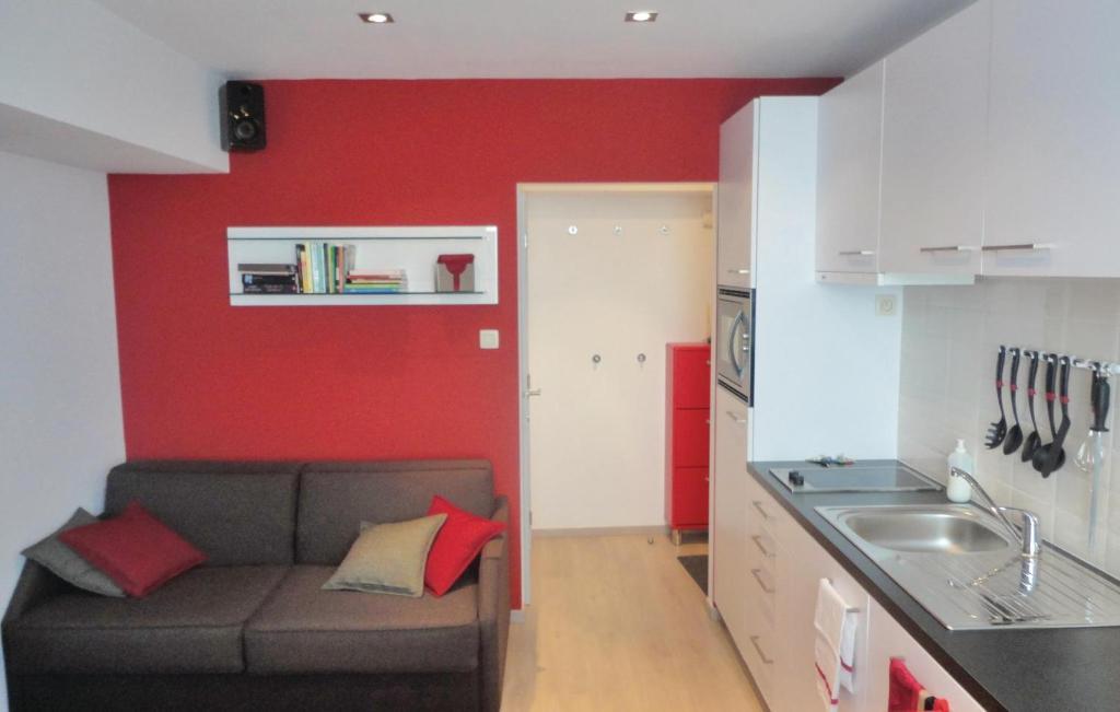 Apartment Oostende *XXXIII *, Остенде, Бельгия