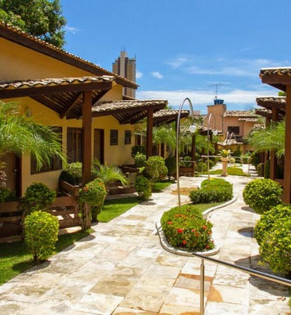 Отель Pousada Recanto das Jangadas, Натал