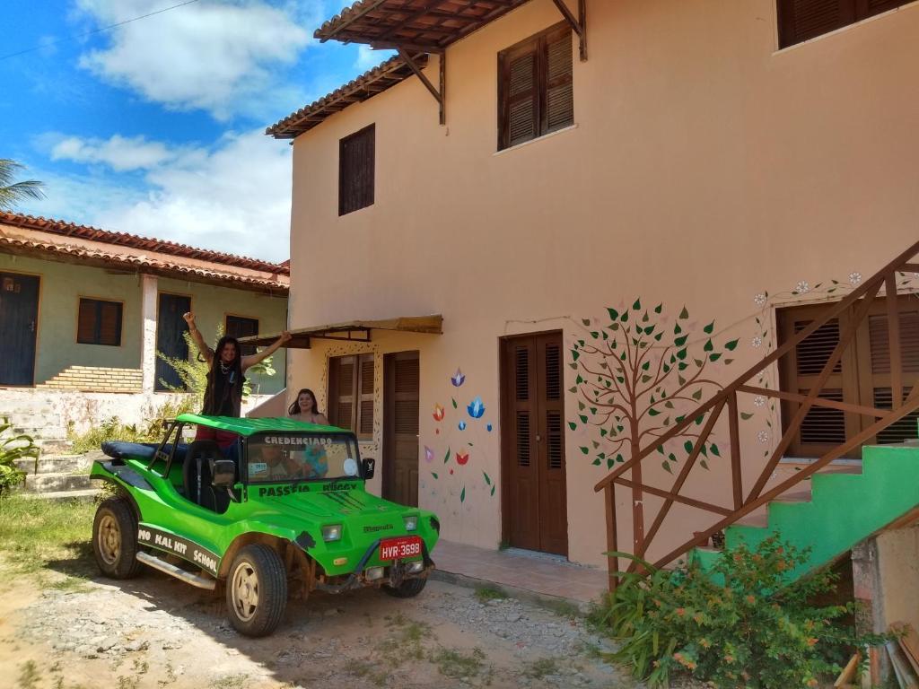 Семейный отель Hospedagem Da Boneca, Каноа-Кебрада