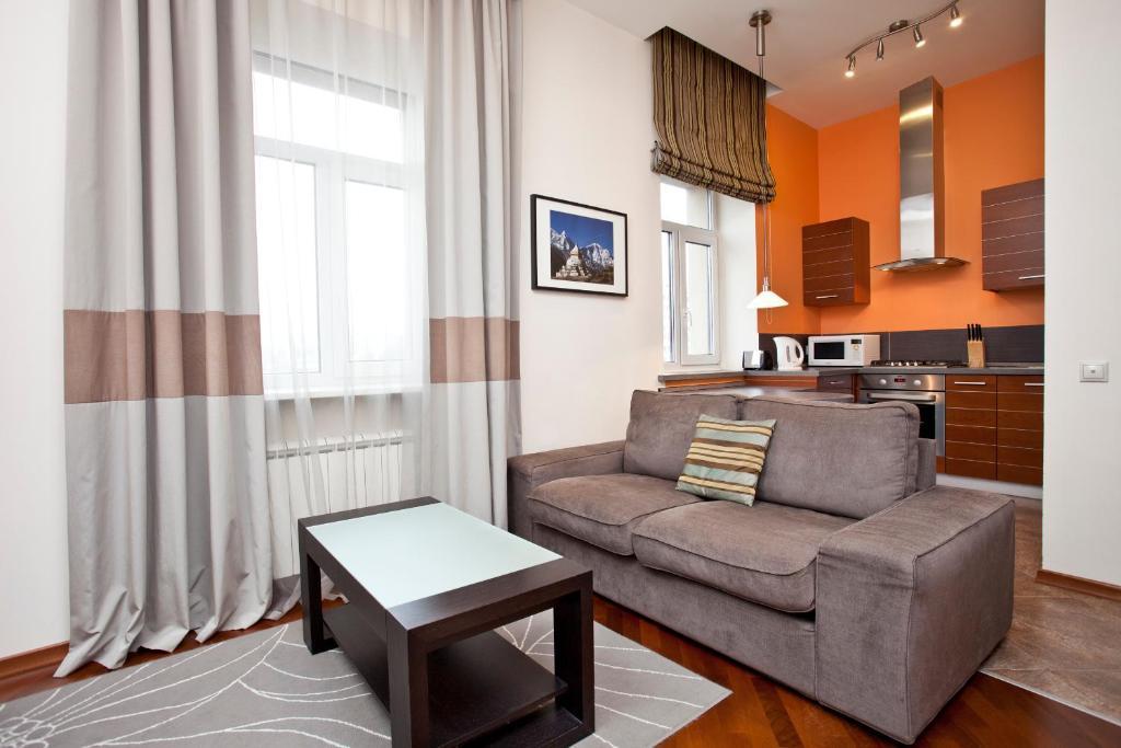 Апартаменты Moscow Suites Тверская, Москва