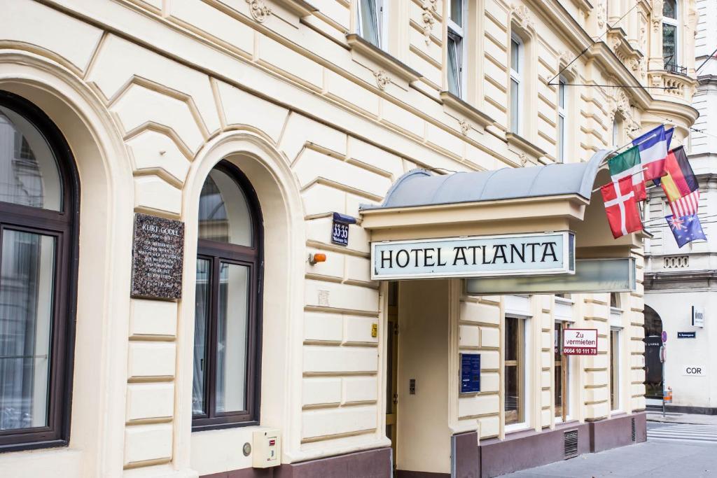 Hotel Atlanta, Вена, Австрия