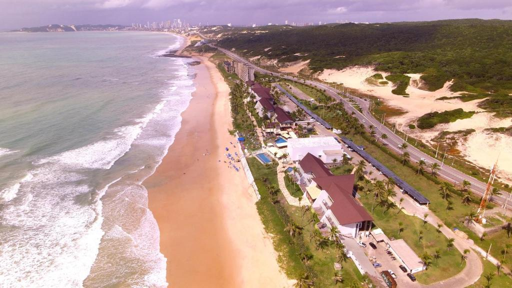 Отель eSuites Vila do Mar Natal, Натал
