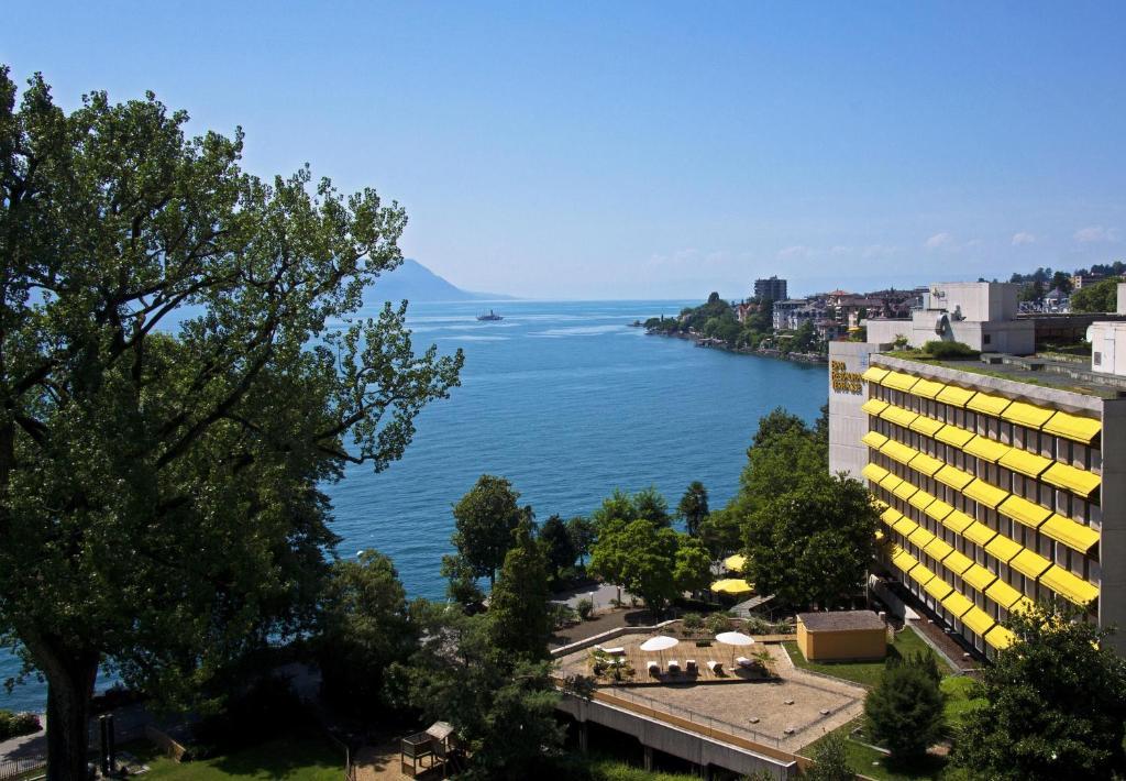 Royal Plaza Montreux & Spa, Монтрё