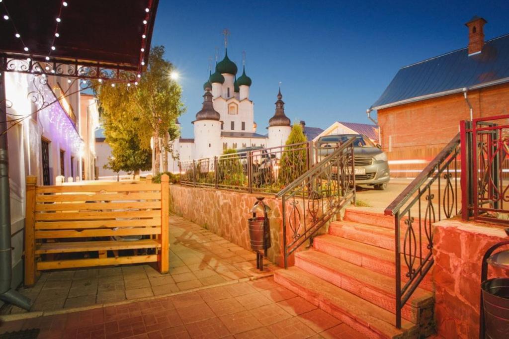 Отель Боярский двор, Ростов Великий