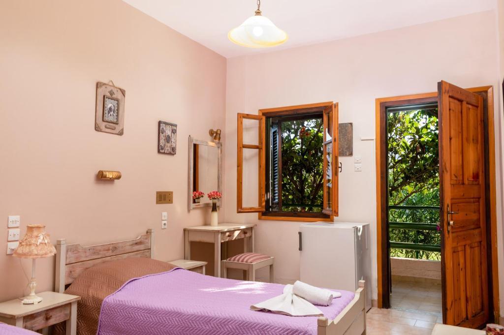 Апартаменты Filia Rooms, Матала