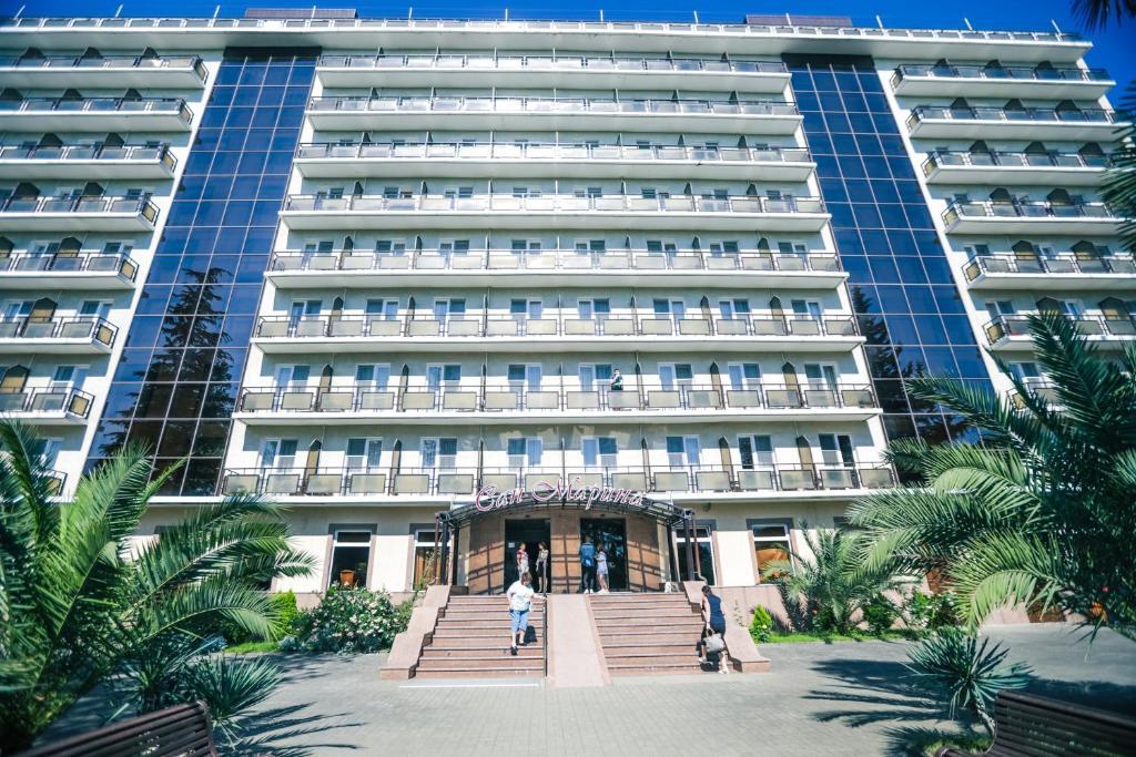 Пансионат Сан Марина, Гагра, Абхазия