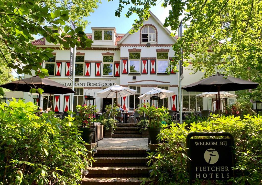 Fletcher Hotel Restaurant Boschoord, Эйндховен, Нидерланды