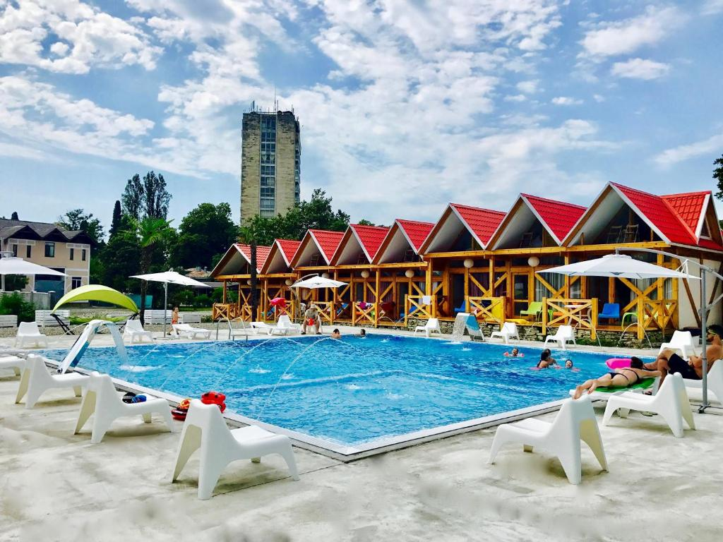 Отель Эко-Сухум, Абхазия