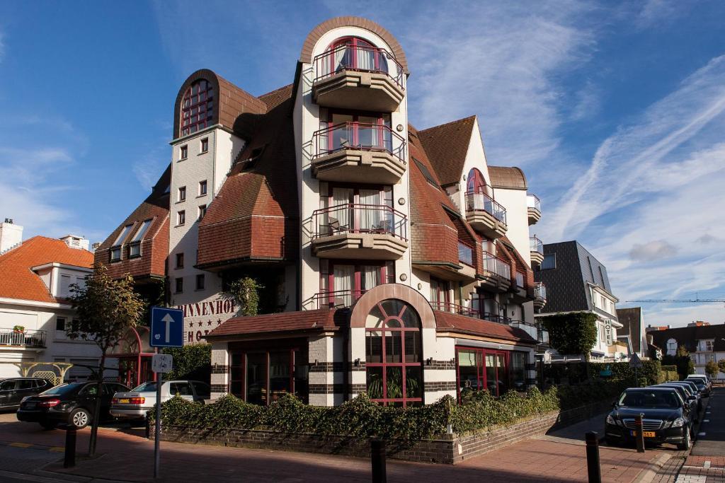 Hotel Binnenhof, Кнокке-Хейст, Бельгия