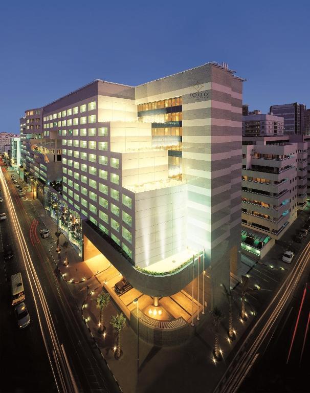 Отель Jood Palace Hotel Dubai, Дубай, ОАЭ
