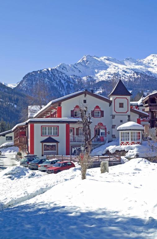 Aparthotel Chalet Wetzlgut, Бад-Гастайн, Австрия