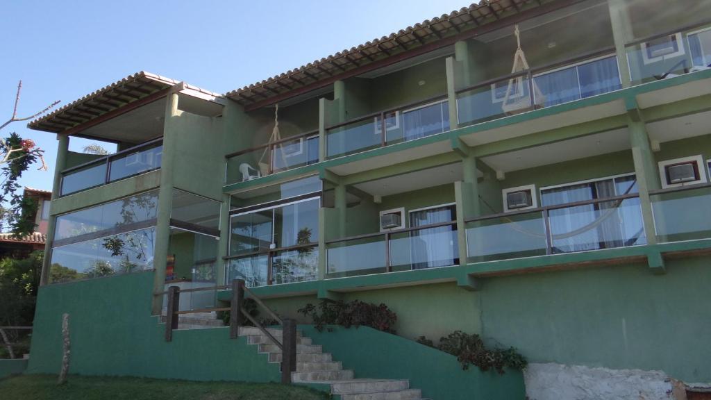 Отель Pousada Bahia Verde, Армасан-дус-Бузиус