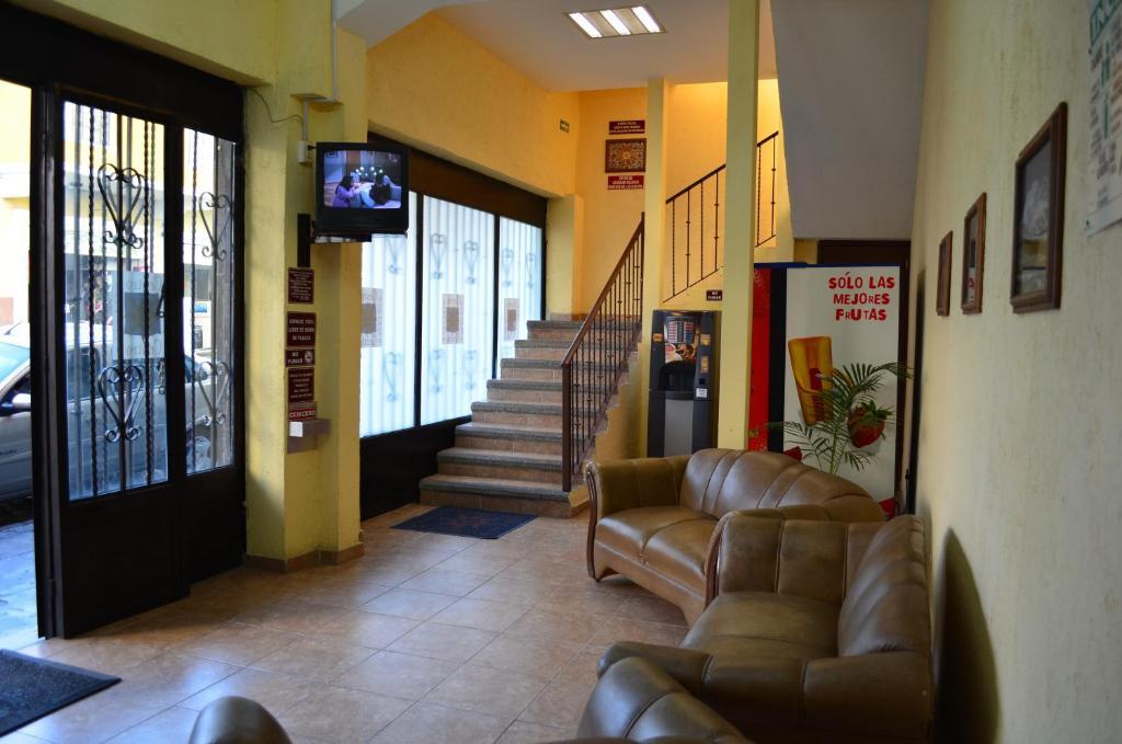 Отель Hotel Del Centro, Пуэбла