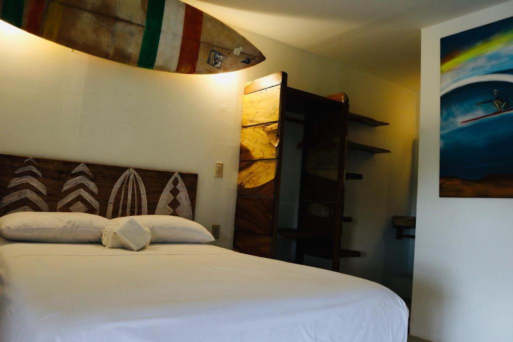 Хостел Experiencia Surf Camp, Пуэрто-Эскондидо