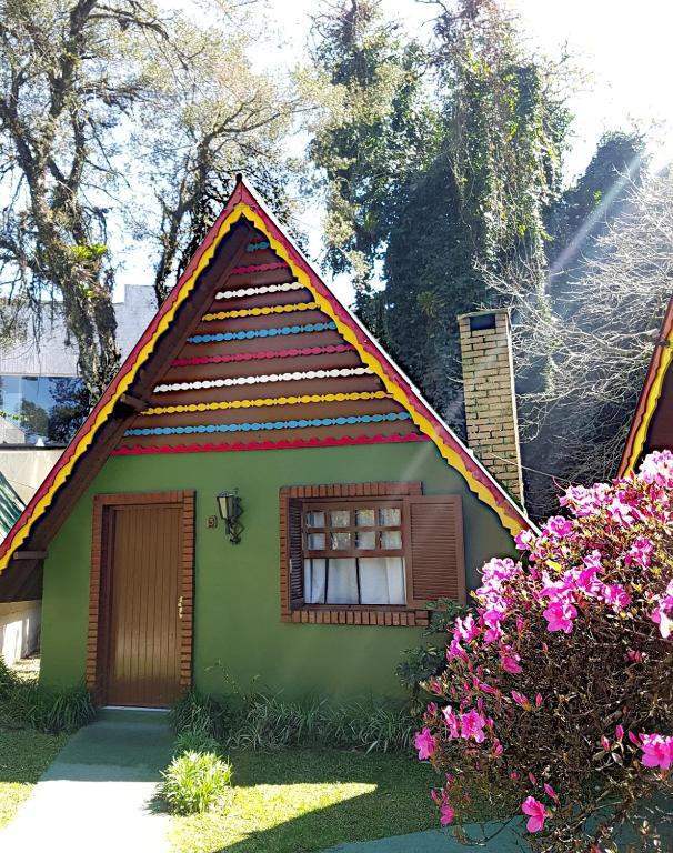 Гостевой дом Hotel Cabanas Tio Chico, Грамаду