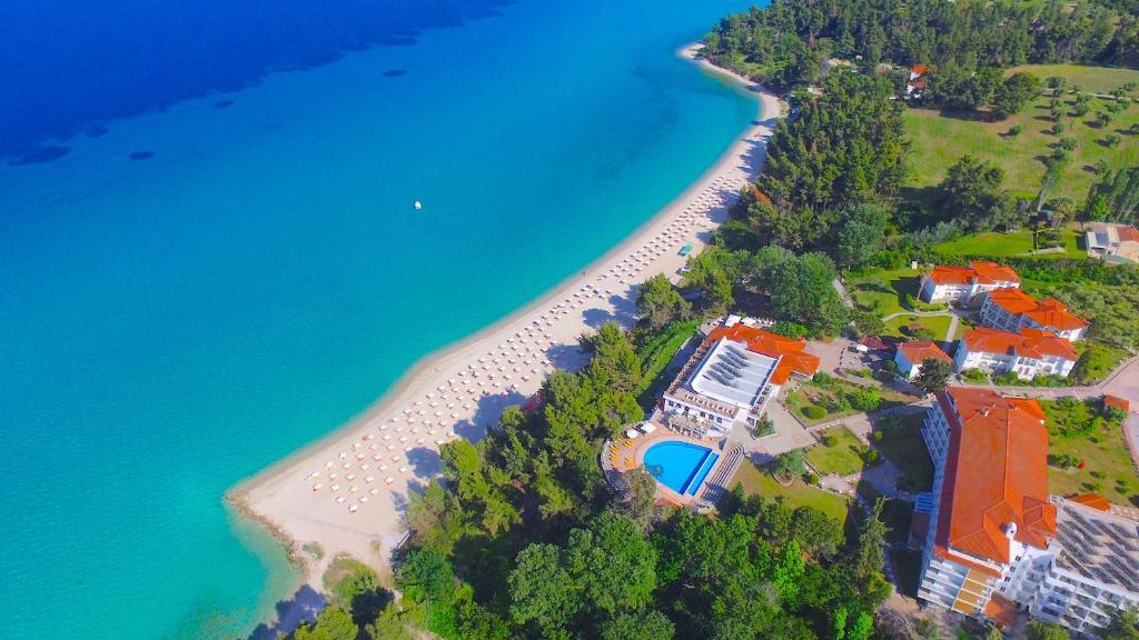 Alexander the Great Beach Hotel, Криопиги, Греция