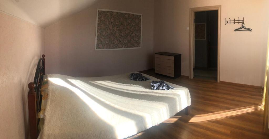 Двухместный (Бюджетный двухместный номер с 1 кроватью) гостевого дома Созвездие Байкала