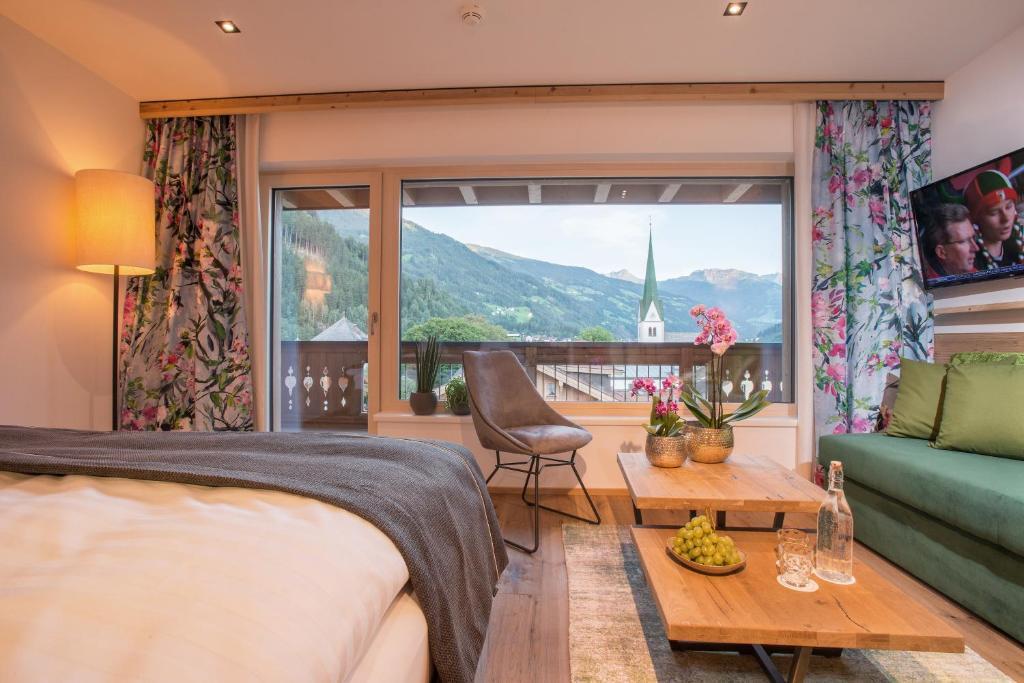 Hotel Tipotsch, Альпбах, Австрия