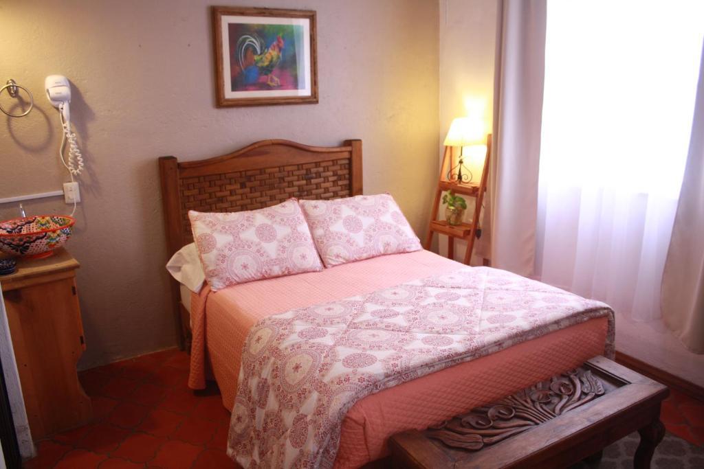 Отель Casa Tepozanes, Гуанахуато