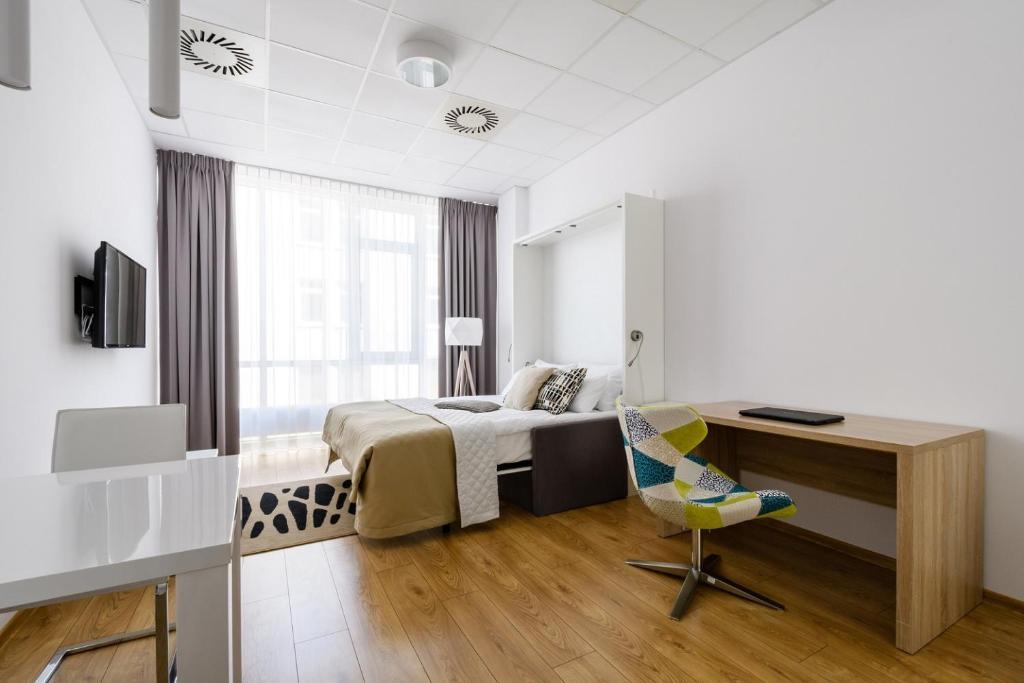 Varsovia Apartamenty, Варшава, Польша