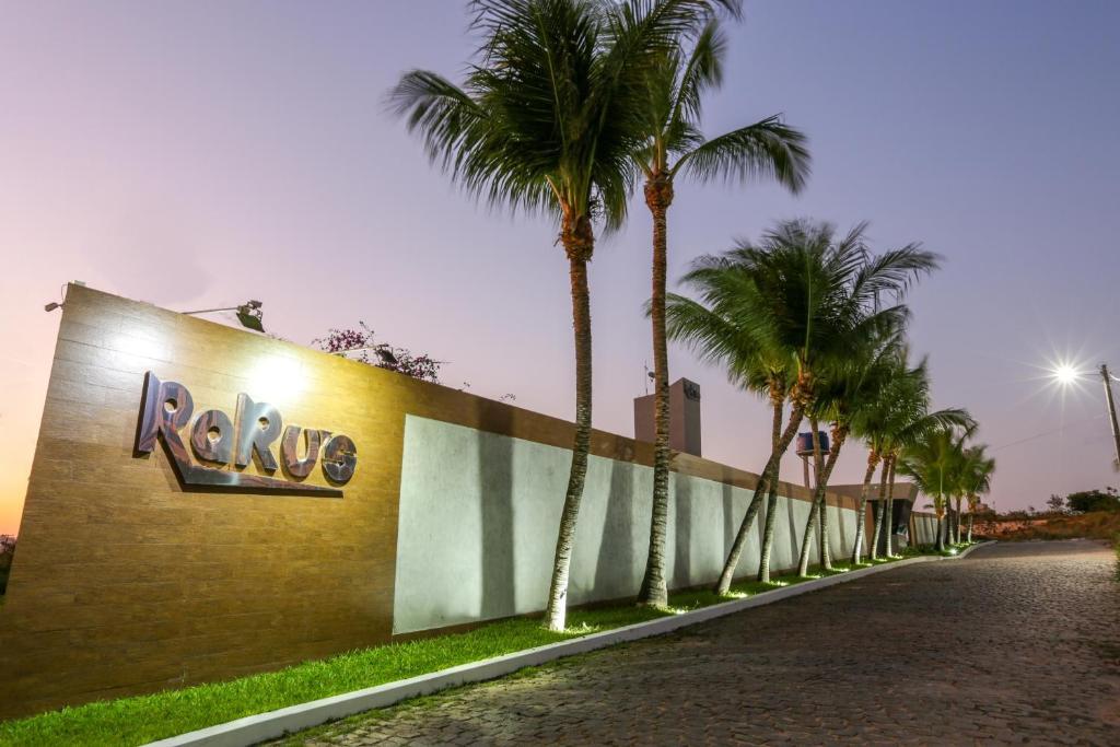 Отель Raru's Motel Ponta Negra (Только для взрослых), Натал