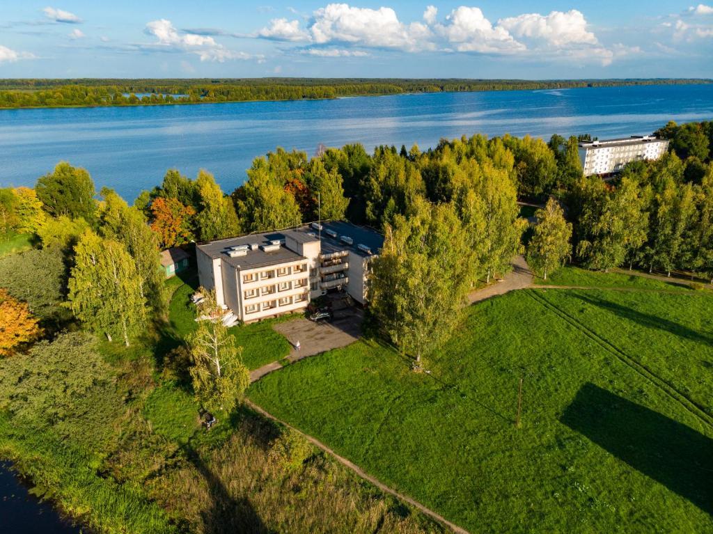 Отель Лунево на Волге
