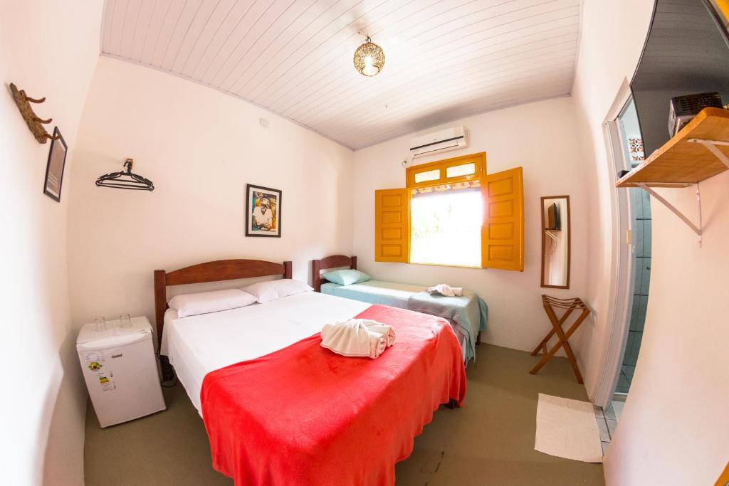 Отель Coroaci Beach House, Барра-Гранди