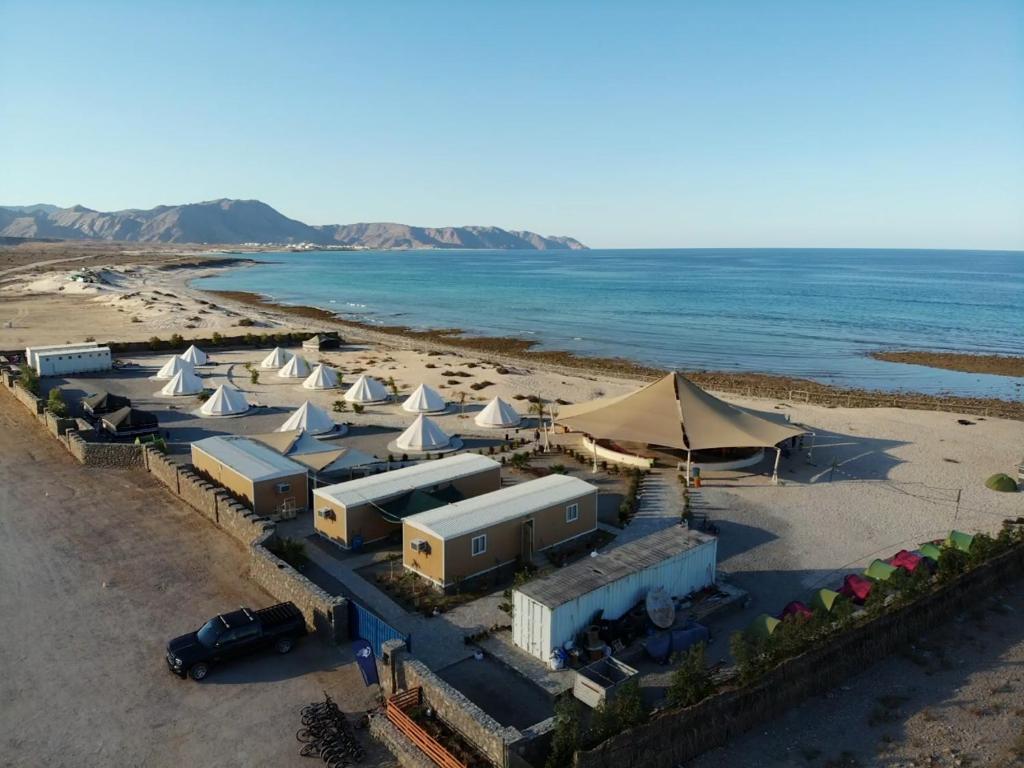 Sifah Beach & Oasis Camp, Маскат, Оман